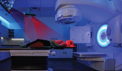 System AlignRT w Katowickim Centrum Onkologii