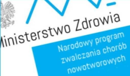 Narodowy Program Zwalczania Chorób Nowotworowych - rak jelita grubego i błony śluzowej trzonu macicy