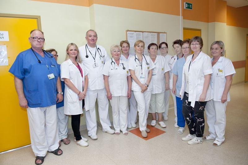 Personel Oddziału Chorób Płuc