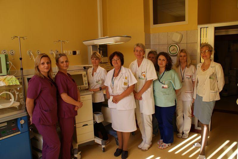 Personel Oddziału Neonatologicznego