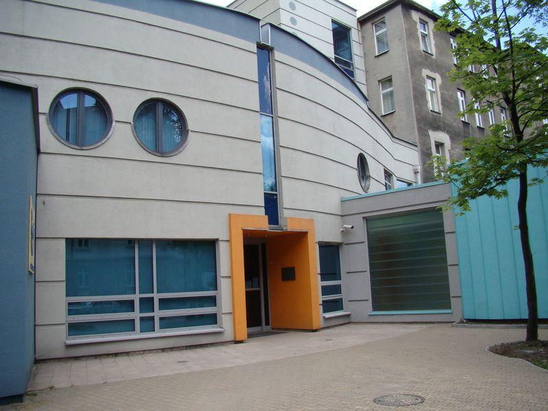 Budynek Zakładu Radioterapii