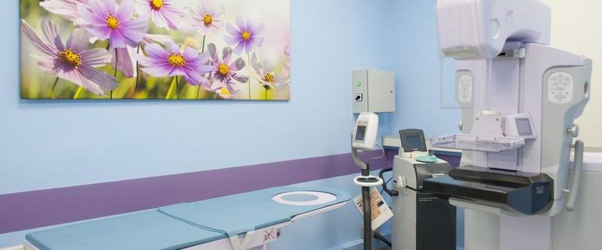 Nowy mammograf w Katowickim Centrum Onkologii
