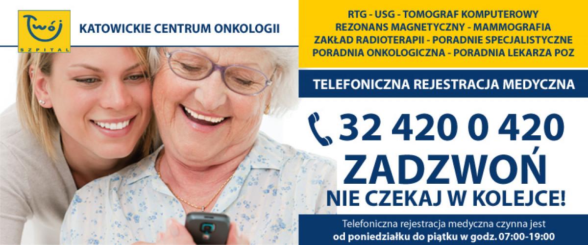 Telefoniczna rejestracja medyczna