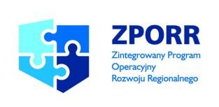 Zintegrowany Program Operacyjny Rozwoju Regionalnego (logo)